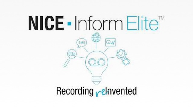 Product - NICE Inform Elite - Oxilio