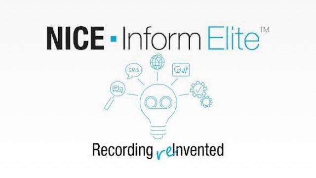 Produit - NICE Inform Elite - Oxilio